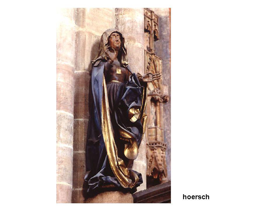 Gótikus művészet hoersch