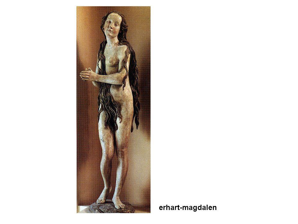 Gótikus művészet erhart-magdalen