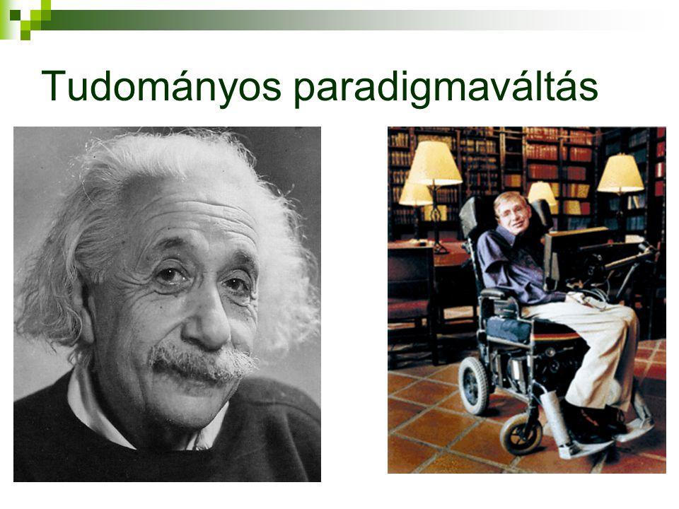 Tudományos paradigmaváltás