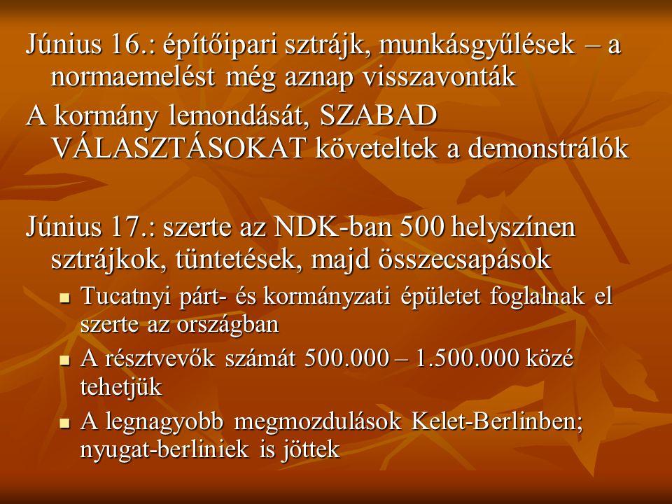 A kormány lemondását, SZABAD VÁLASZTÁSOKAT követeltek a demonstrálók
