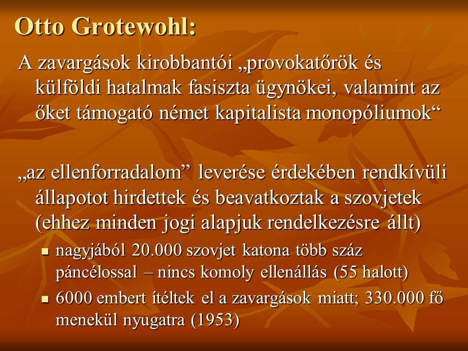 Otto Grotewohl: