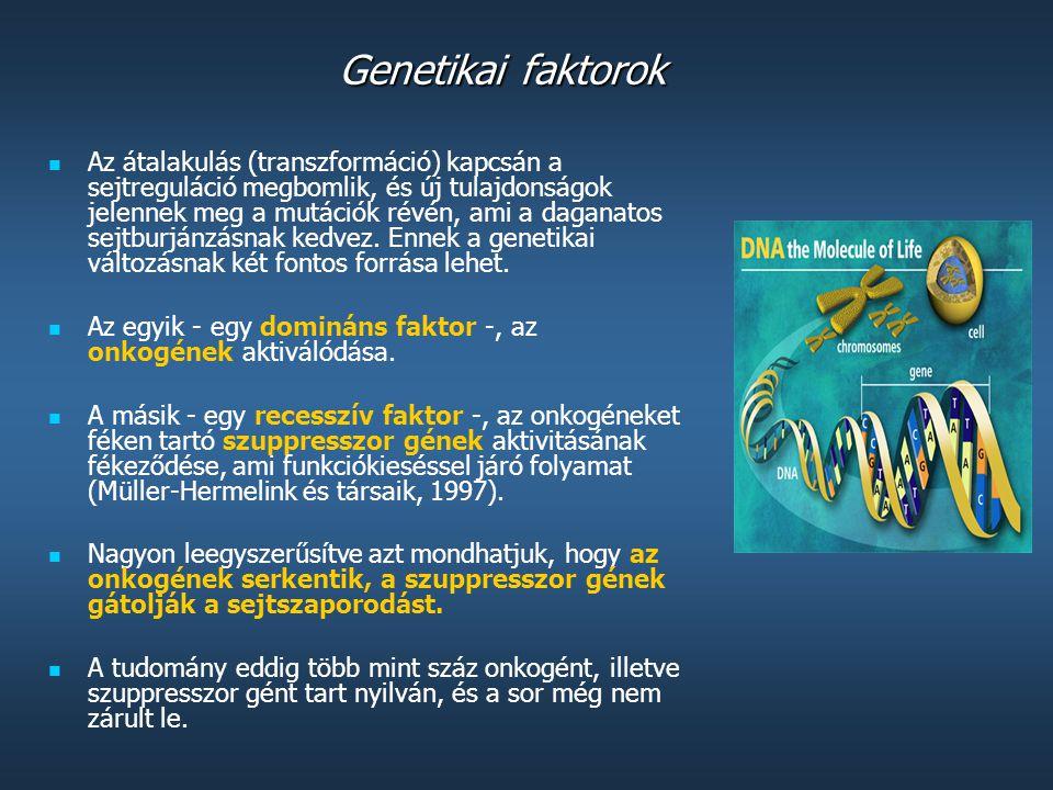 Genetikai faktorok