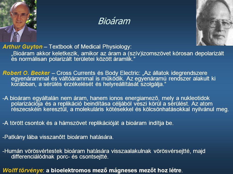Bioáram Arthur Guyton – Textbook of Medical Physiology: