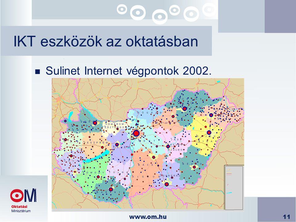 IKT eszközök az oktatásban