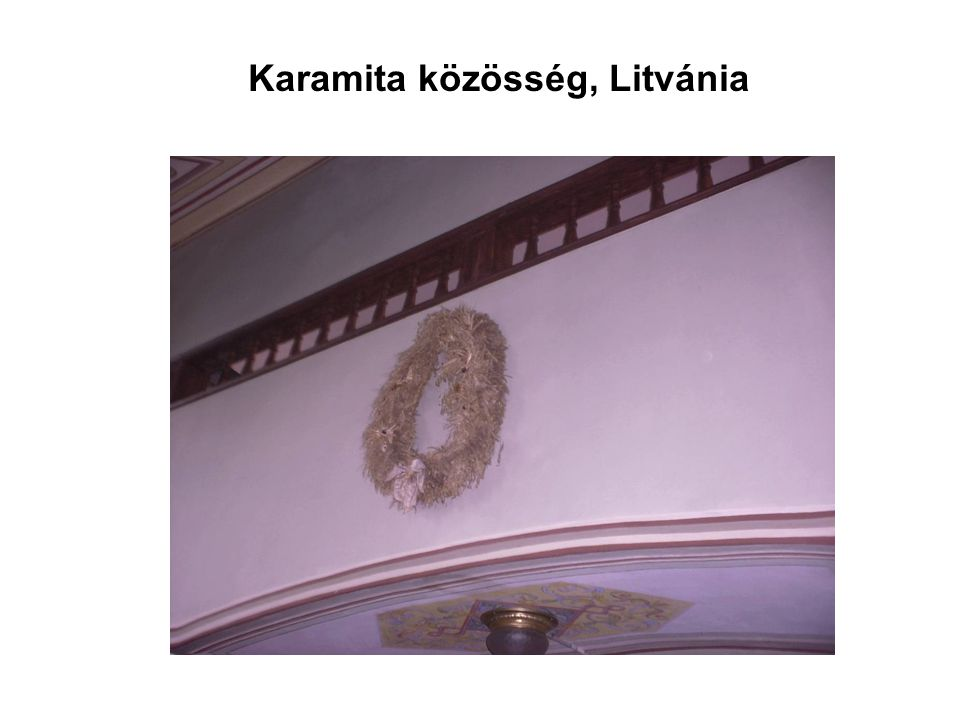 Karamita közösség, Litvánia