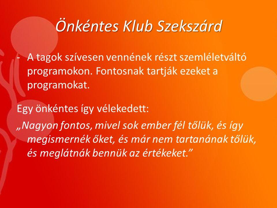 Önkéntes Klub Szekszárd