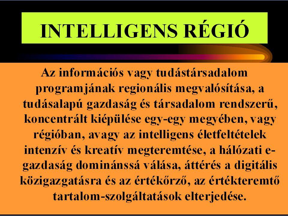 Intelligens régiók Varga Csaba