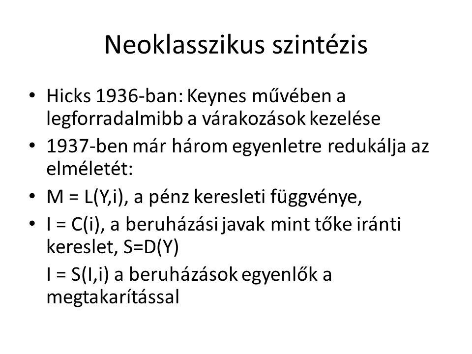 Neoklasszikus szintézis