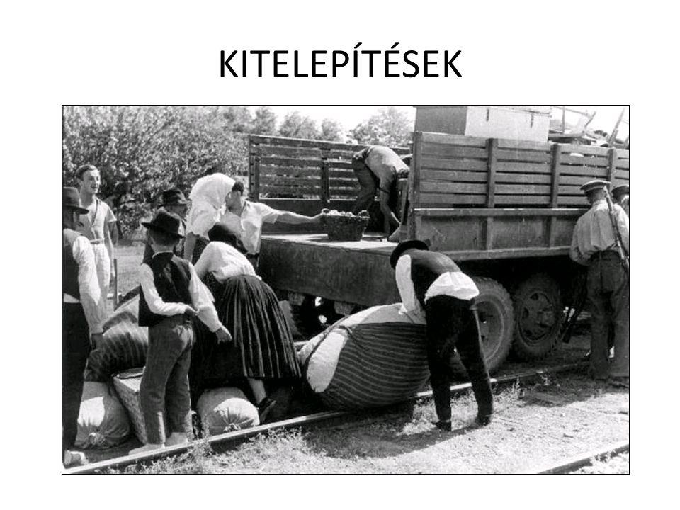 KITELEPÍTÉSEK