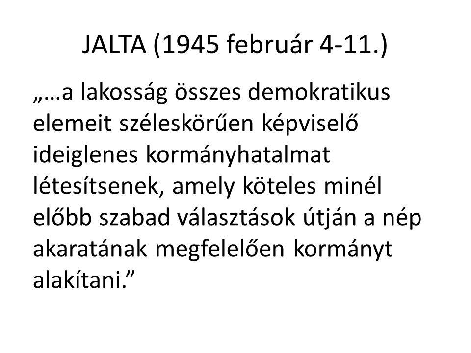 JALTA (1945 február 4-11.)