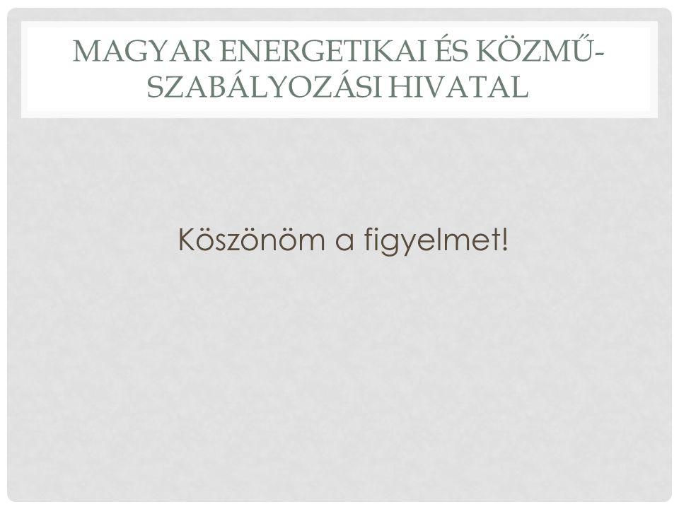 Magyar energetikai és közmű-szabályozási hivatal