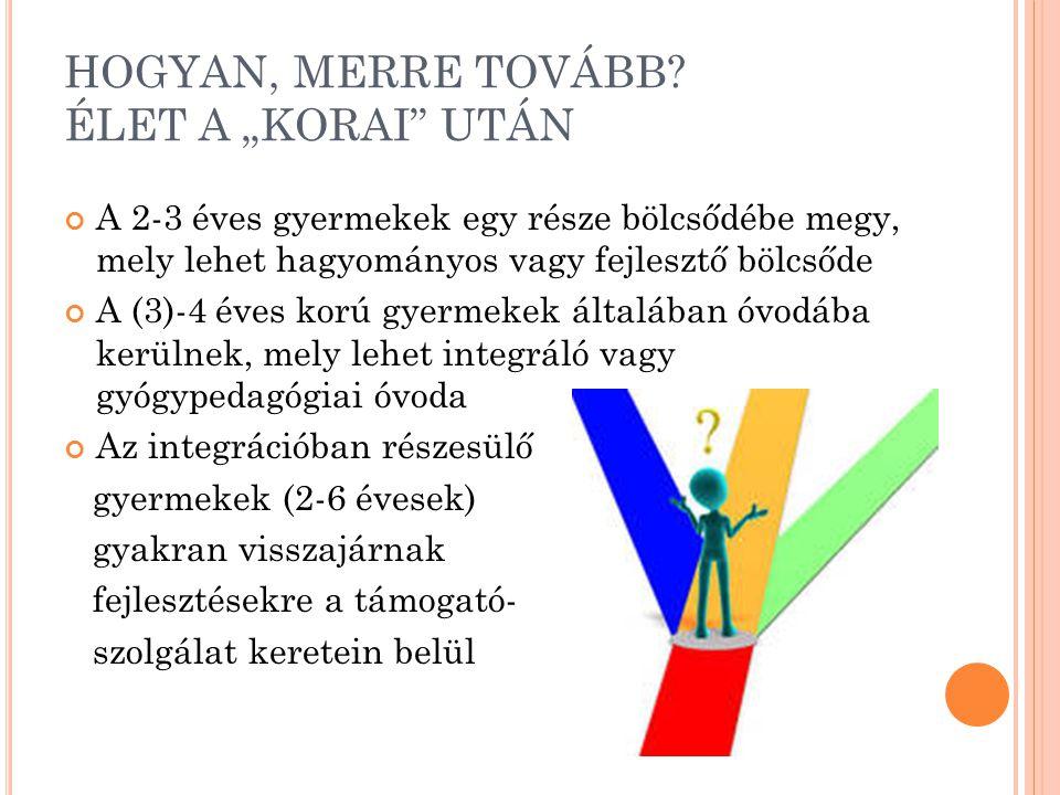 """HOGYAN, MERRE TOVÁBB ÉLET A """"KORAI UTÁN"""