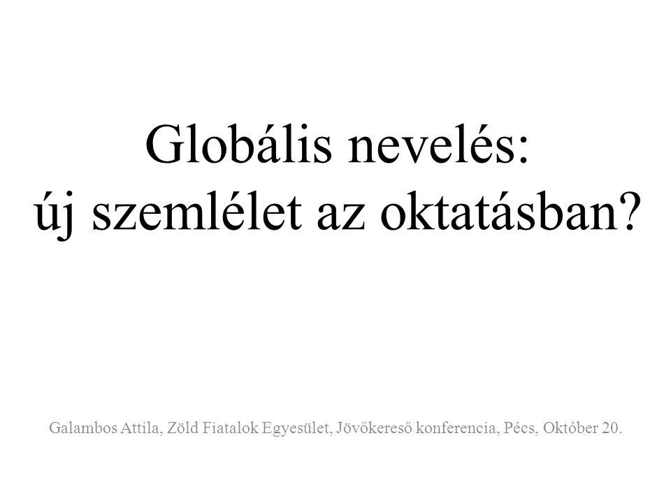Globális nevelés: új szemlélet az oktatásban