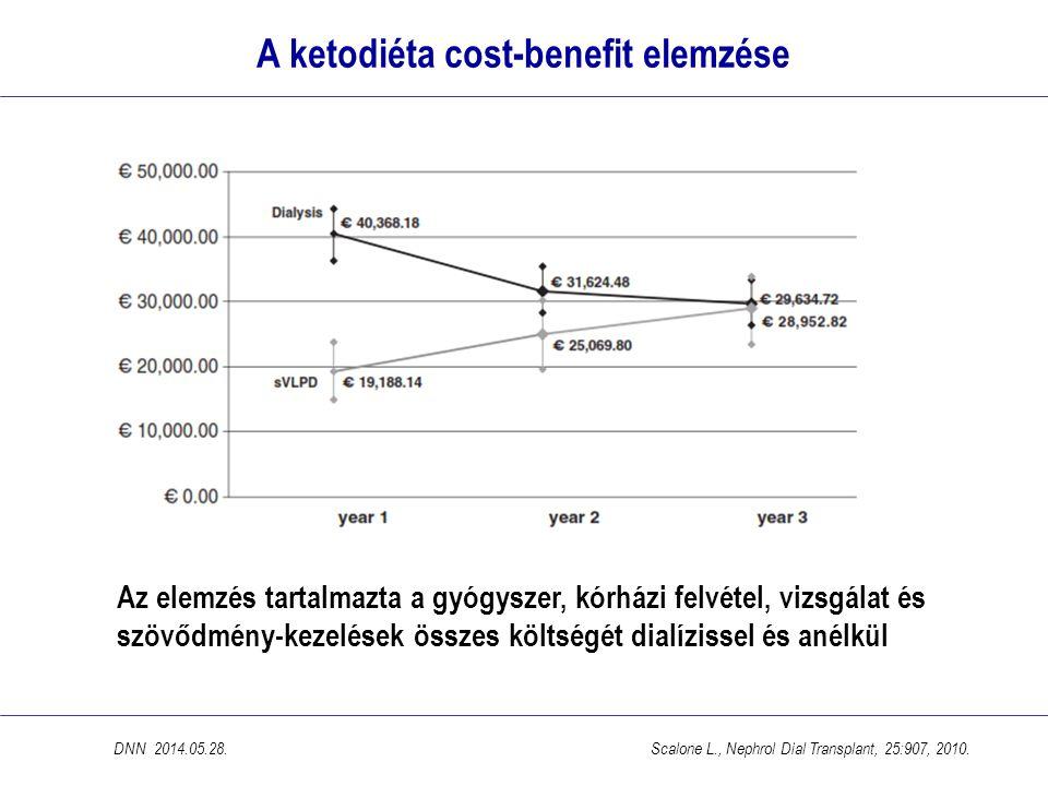 A ketodiéta cost-benefit elemzése