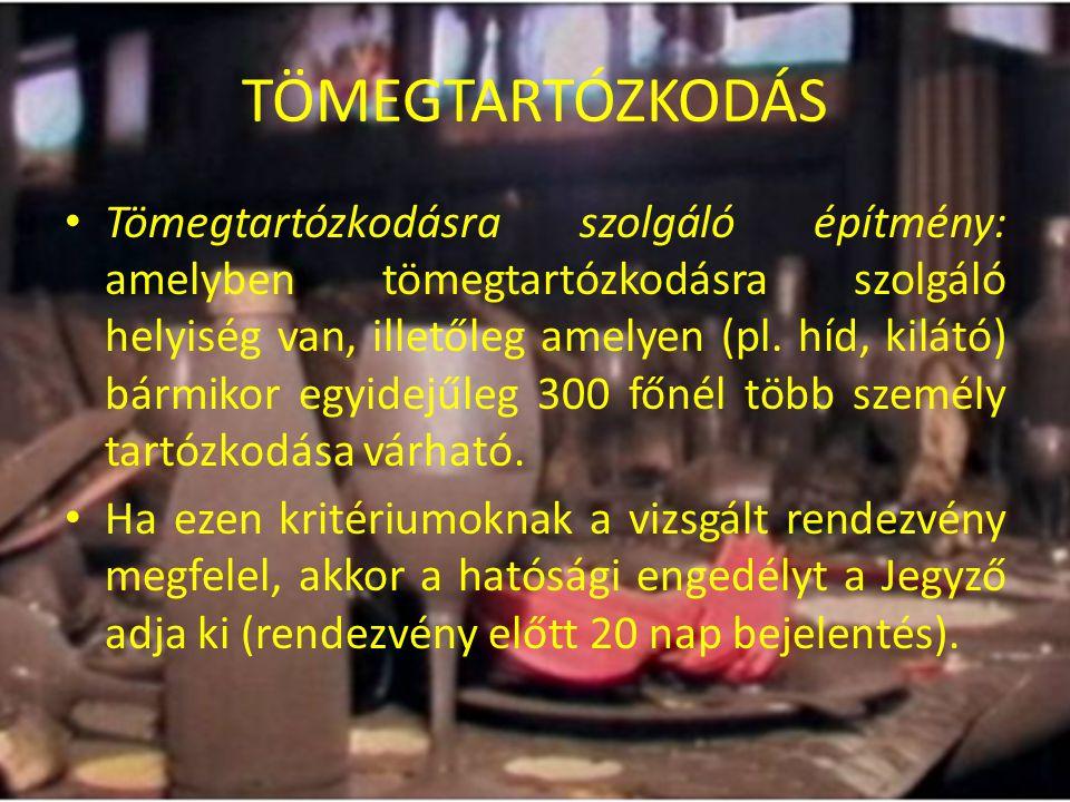 TÖMEGTARTÓZKODÁS