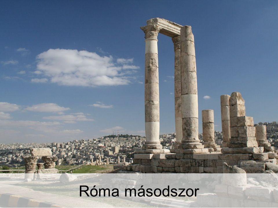Róma másodszor