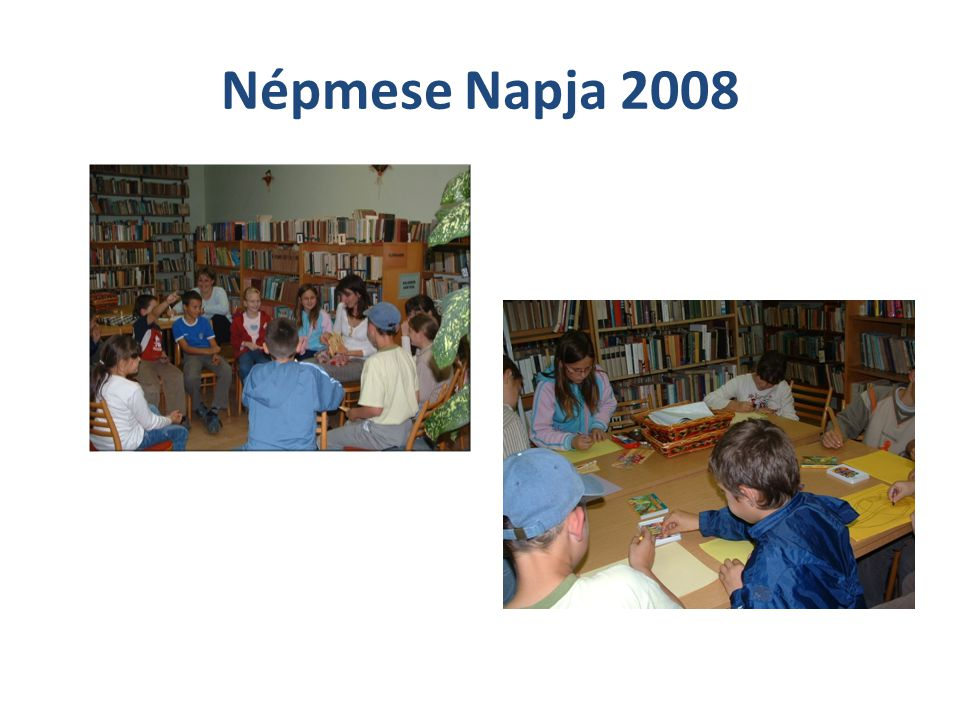 Népmese Napja 2008
