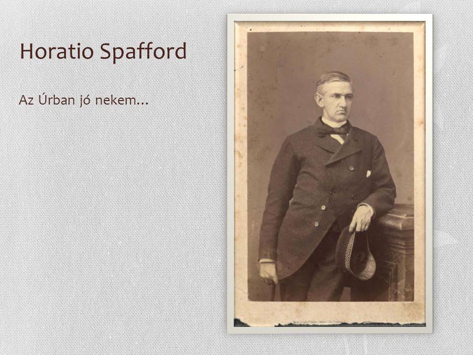 Horatio Spafford Az Úrban jó nekem…