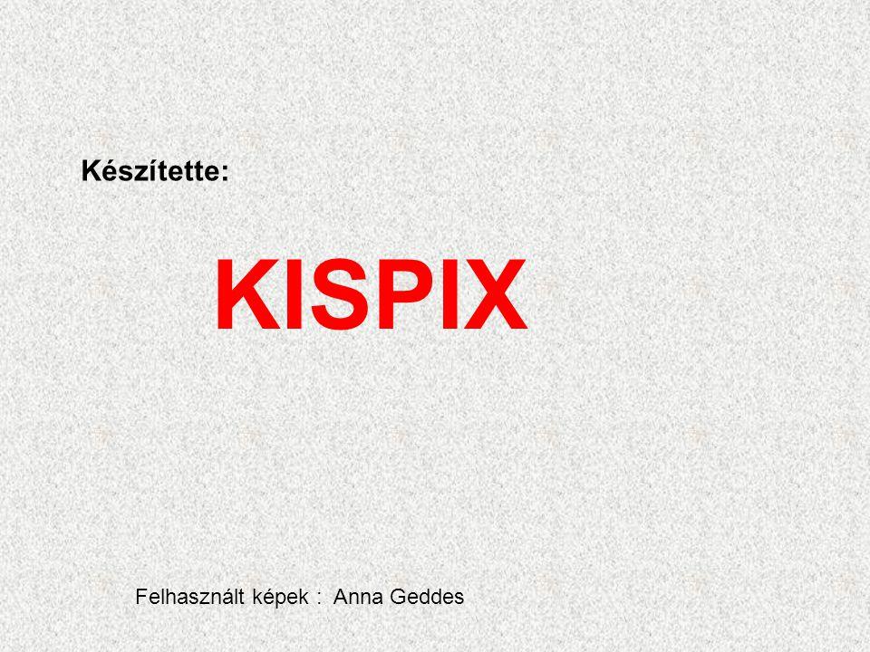 Készítette: KISPIX Felhasznált képek : Anna Geddes