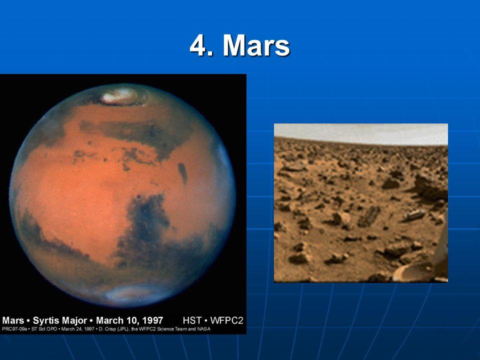4. Mars
