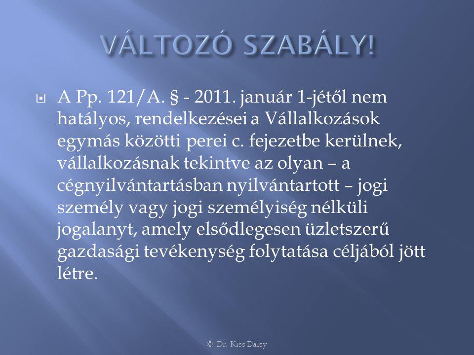 VÁLTOZÓ SZABÁLY!