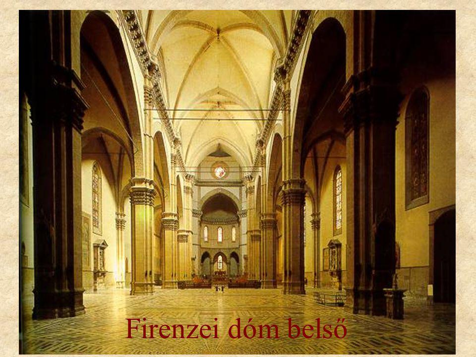 Firenzei dóm belső