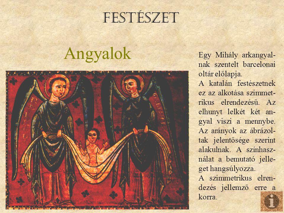 Angyalok Festészet (Dióhéjban 55.o)