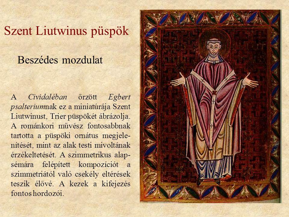 Szent Liutwinus püspök