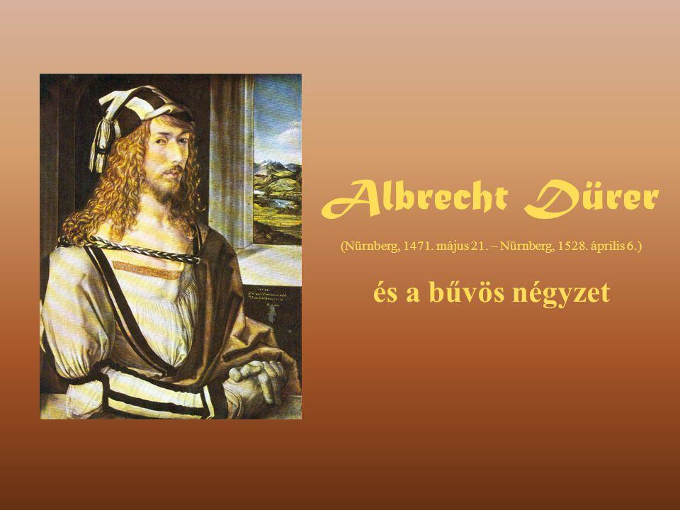 (Nürnberg, 1471. május 21. – Nürnberg, 1528. április 6.)