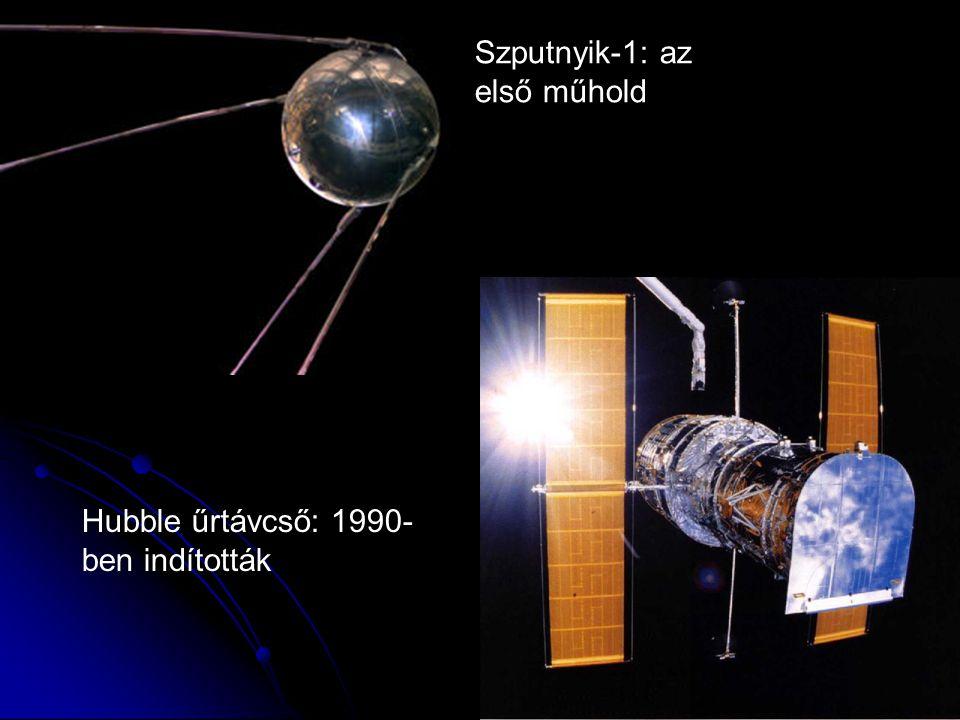 Szputnyik-1: az első műhold