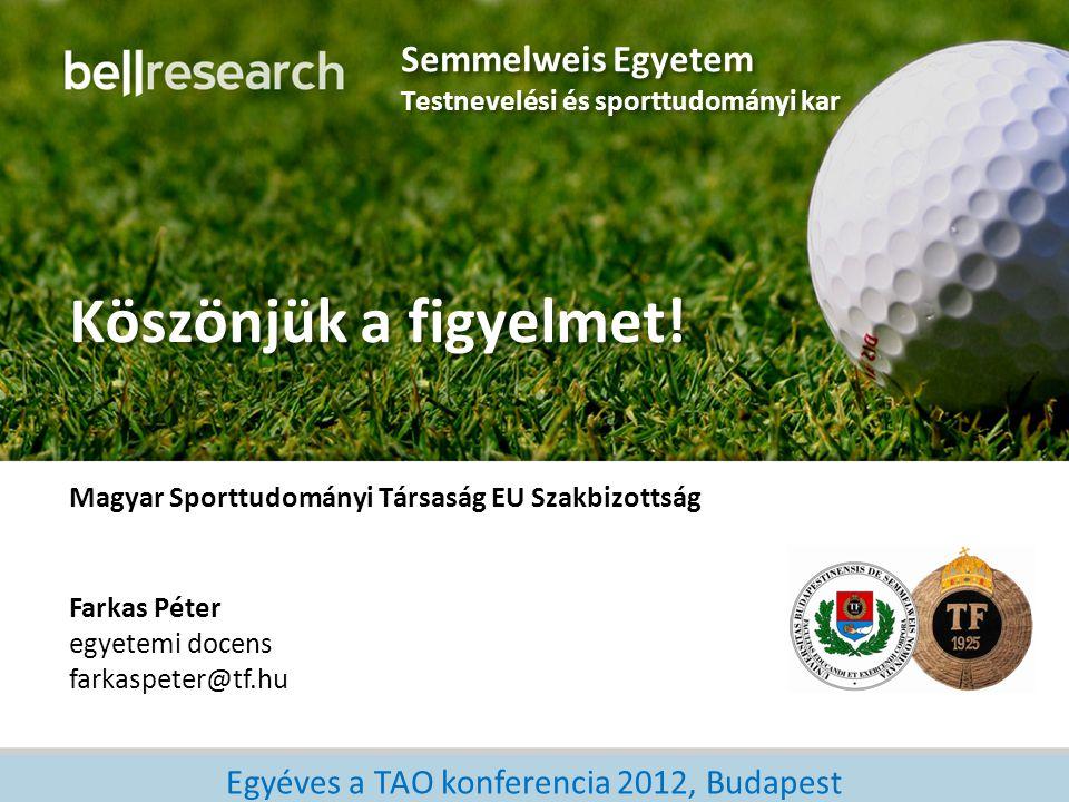 Magyar Sporttudományi Társaság EU Szakbizottság