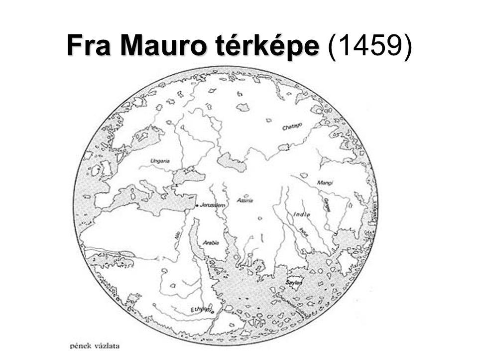 Fra Mauro térképe (1459)
