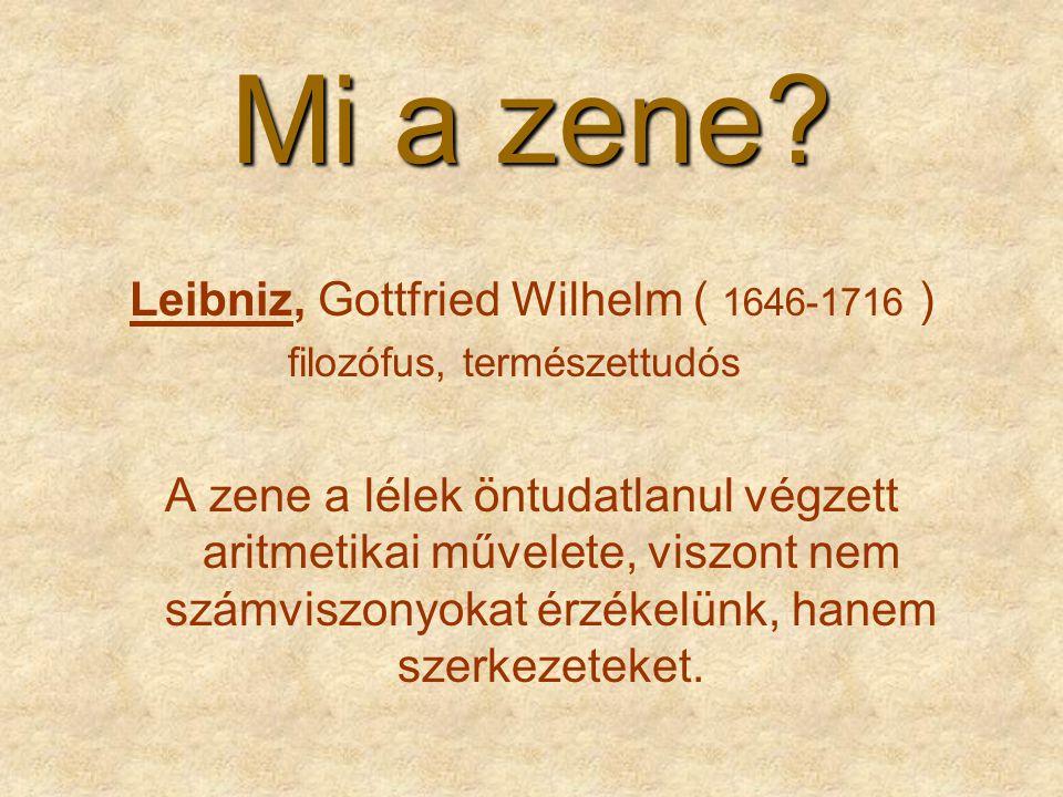 Leibniz, Gottfried Wilhelm ( 1646-1716 )