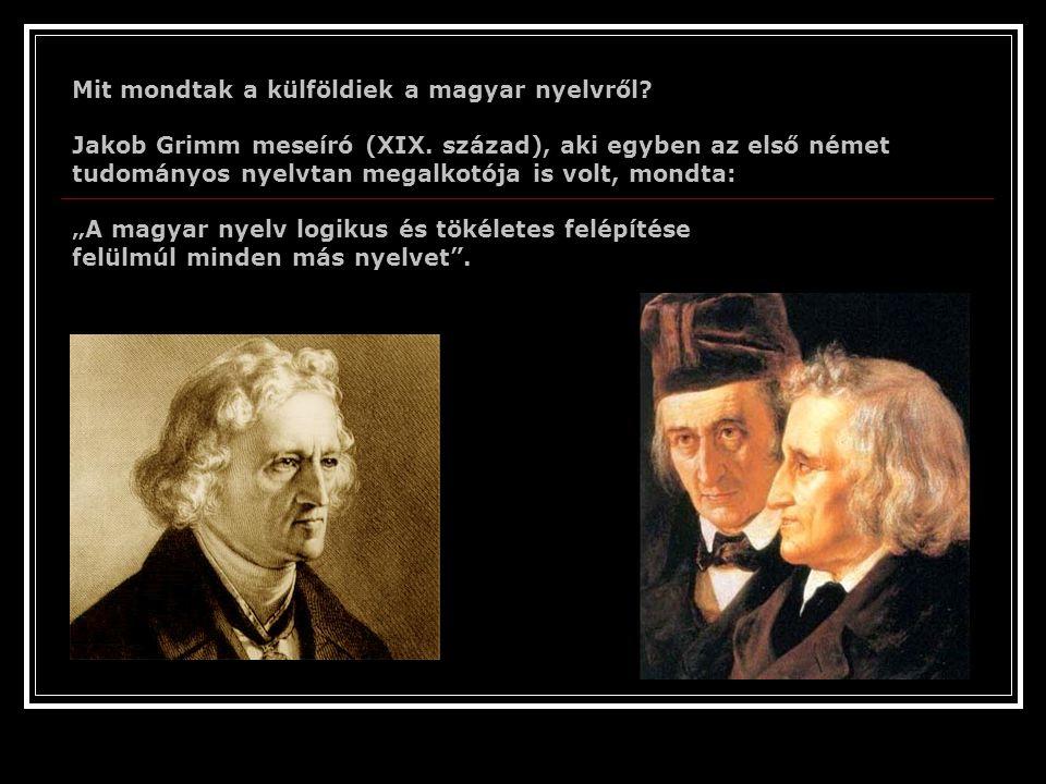 Mit mondtak a külföldiek a magyar nyelvről