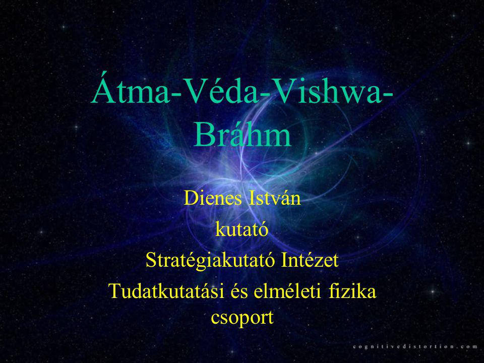 Átma-Véda-Vishwa-Bráhm