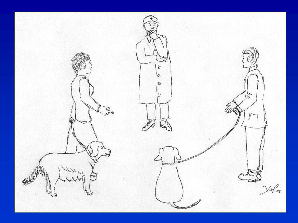 Vitás esetekben mind a tenyésztő, mind a kutyatulajdonos (vevő) a mi szakvéleményünkre hivatkozik, nem szabad abba a hibába esnünk, (mint azt sokszor az ügyvédek teszik), hogy véleményünk attól függ, a mi kliensünk mit szeretne hallani.