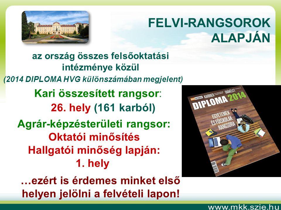 FELVI-RANGSOROK ALAPJÁN