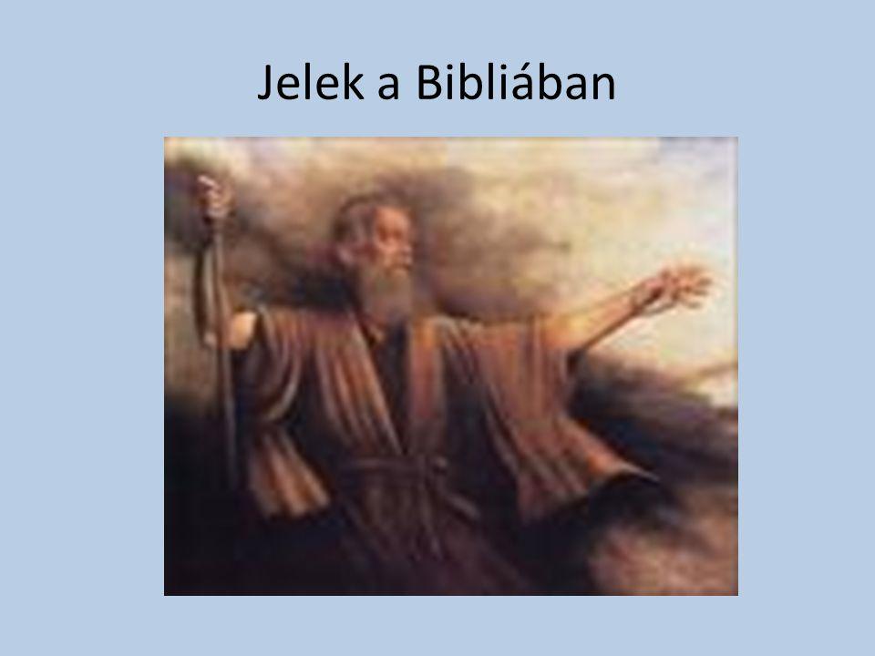 Jelek a Bibliában