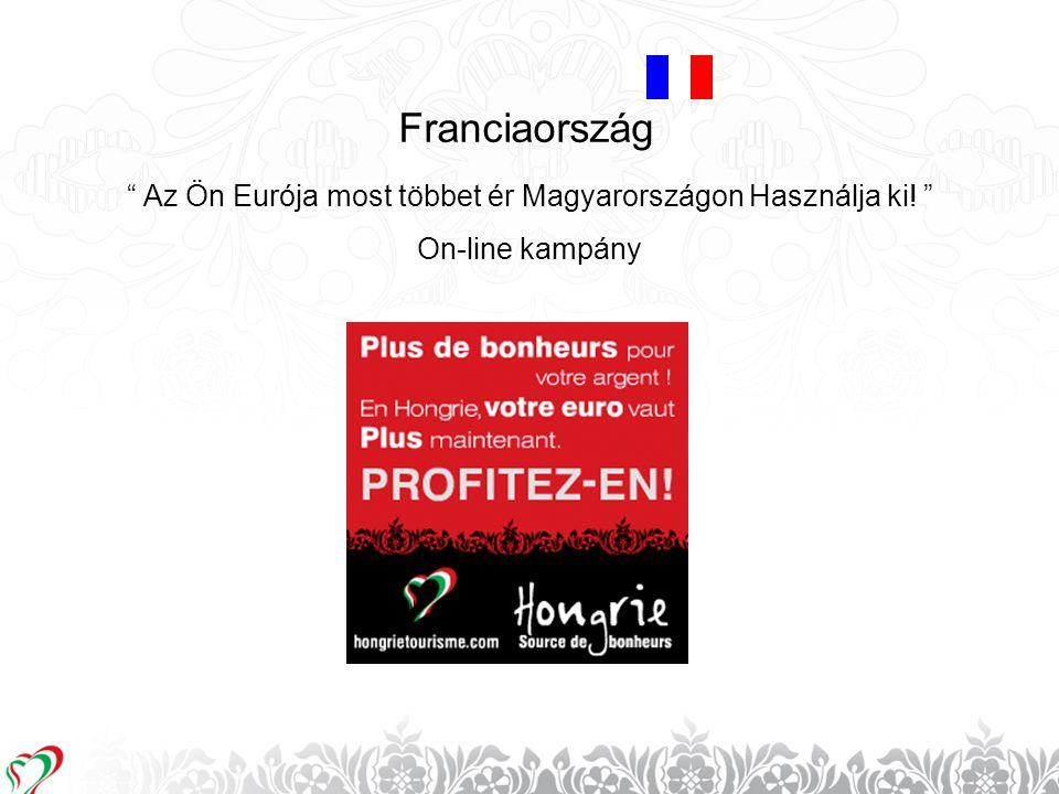 Az Ön Eurója most többet ér Magyarországon Használja ki!