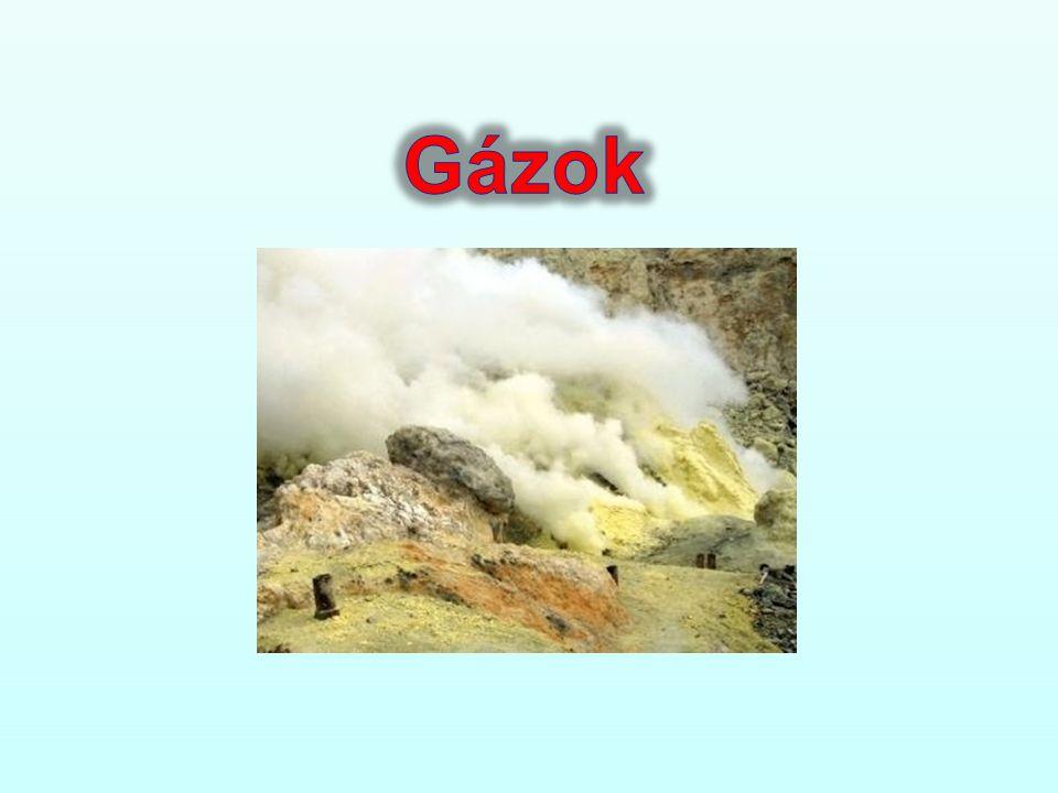 Gázok