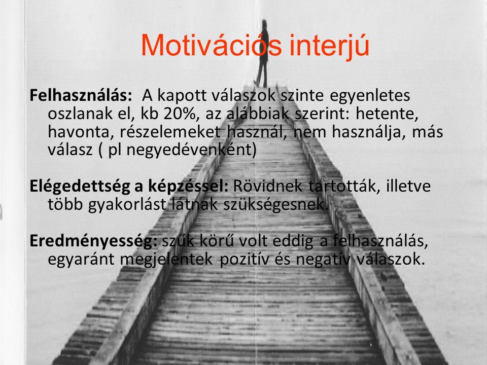 Motivációs interjú