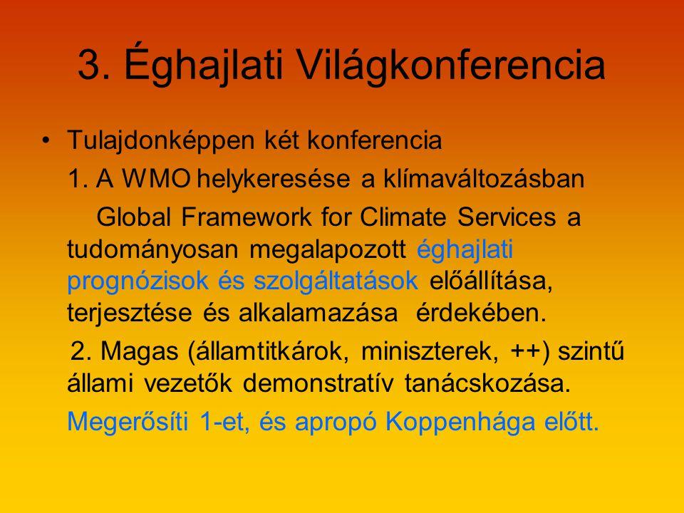3. Éghajlati Világkonferencia