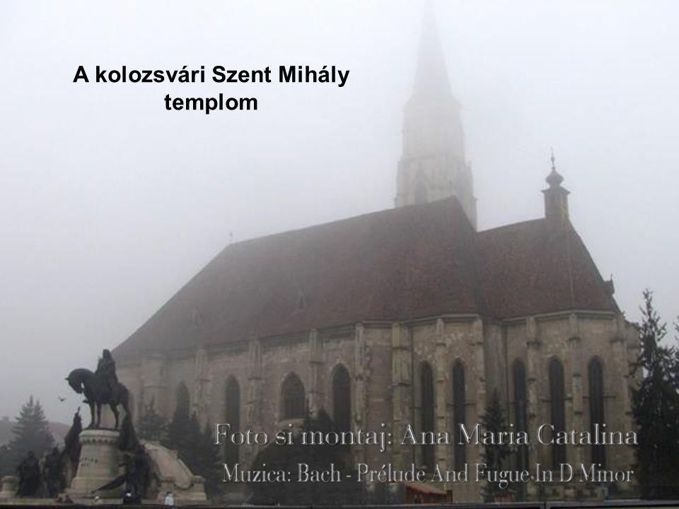 A kolozsvári Szent Mihály templom