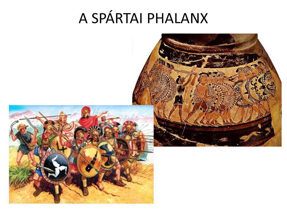 A SPÁRTAI PHALANX