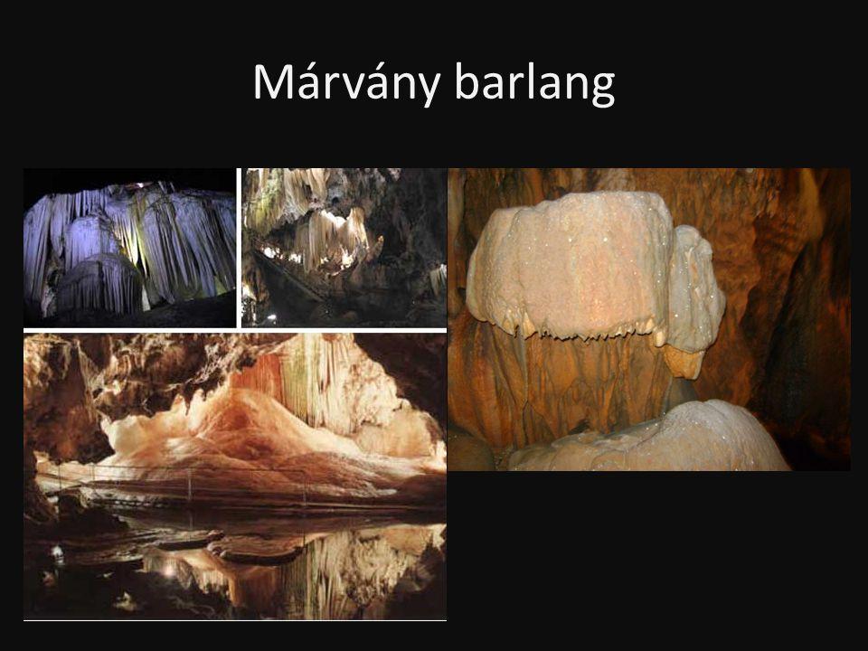 Márvány barlang