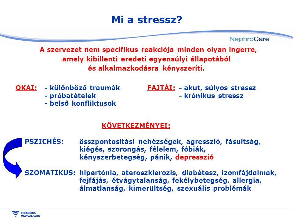 Mi a stressz KÖVETKEZMÉNYEI: