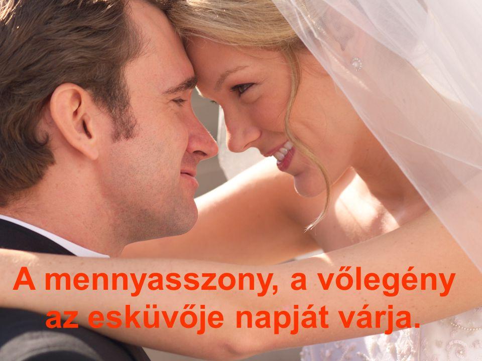 A mennyasszony, a vőlegény