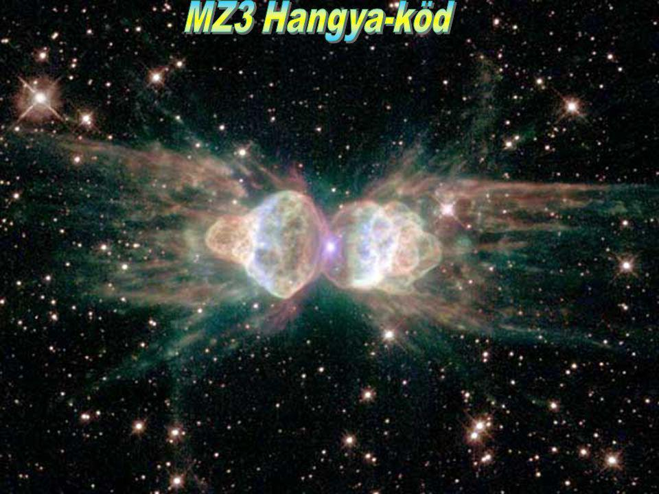 MZ3 Hangya-köd