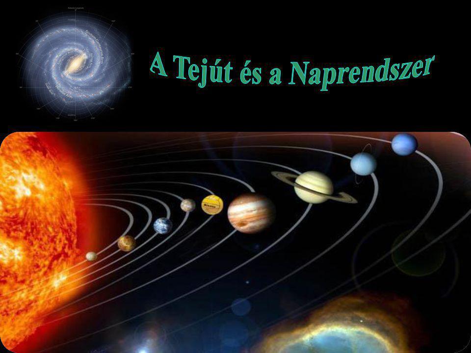 A Tejút és a Naprendszer