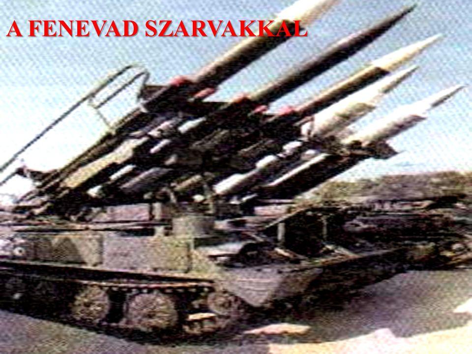 A FENEVAD SZARVAKKAL